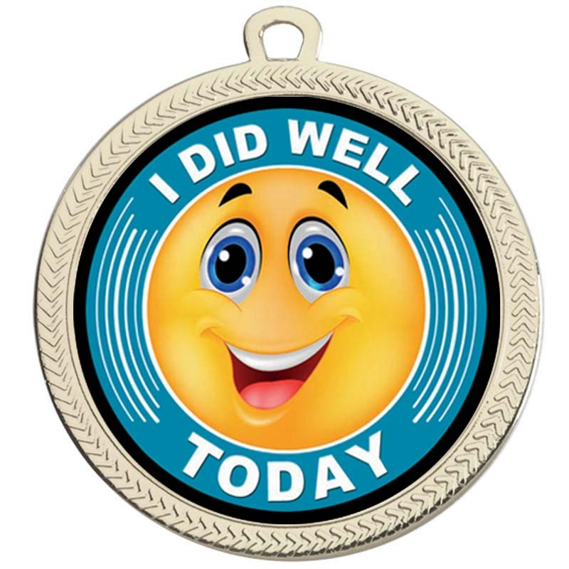 VF60 ' I did well' Medal