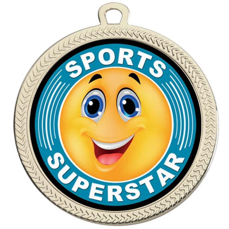 VF60 Sports Superstar Medal