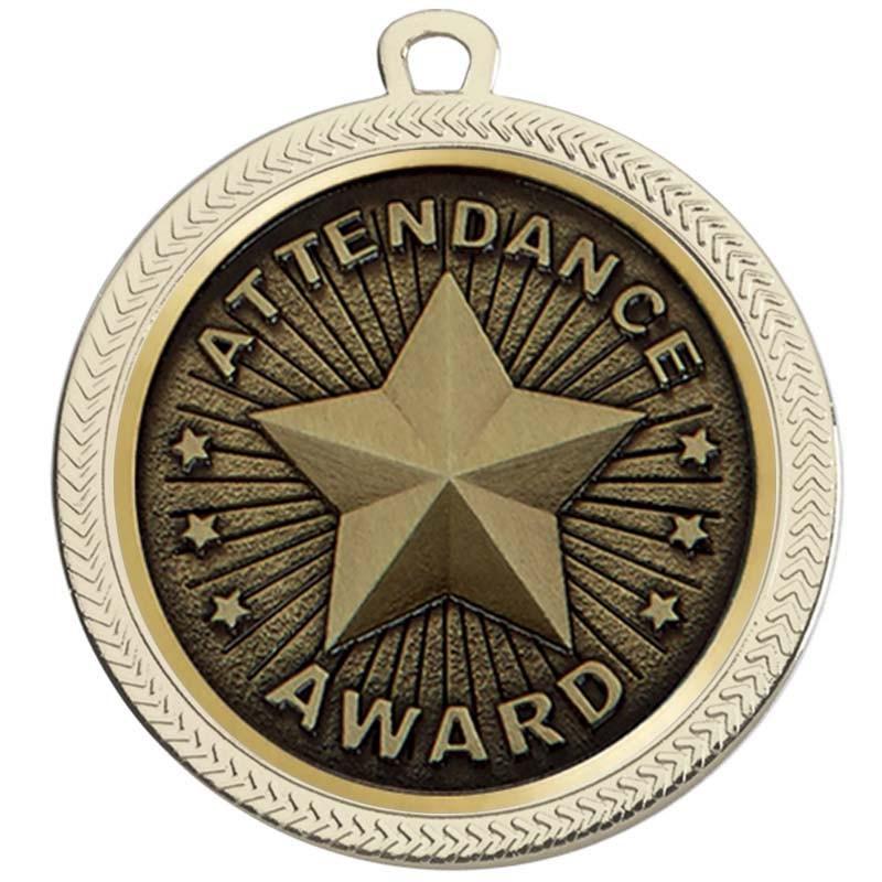 VF60 Attendance Medal