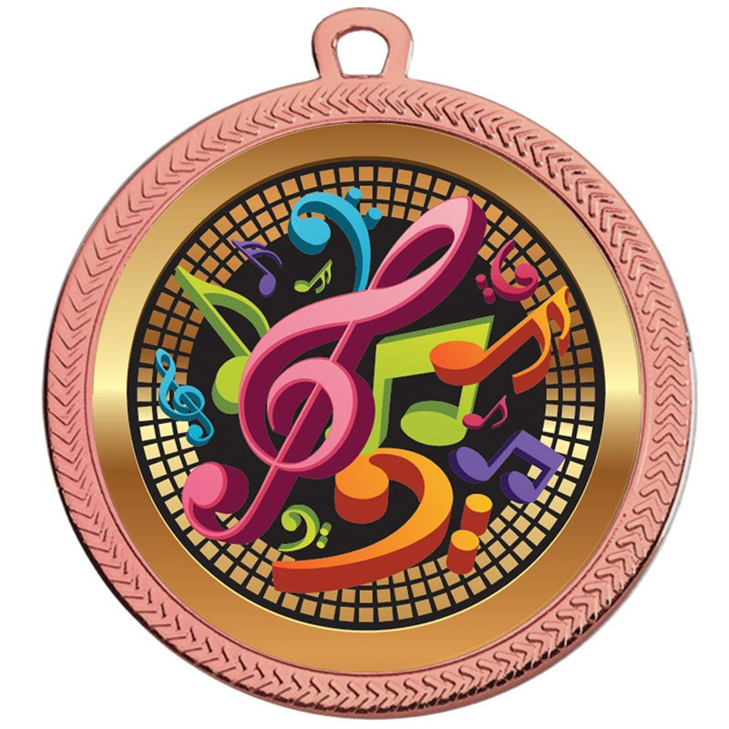 VF60 Music Medal