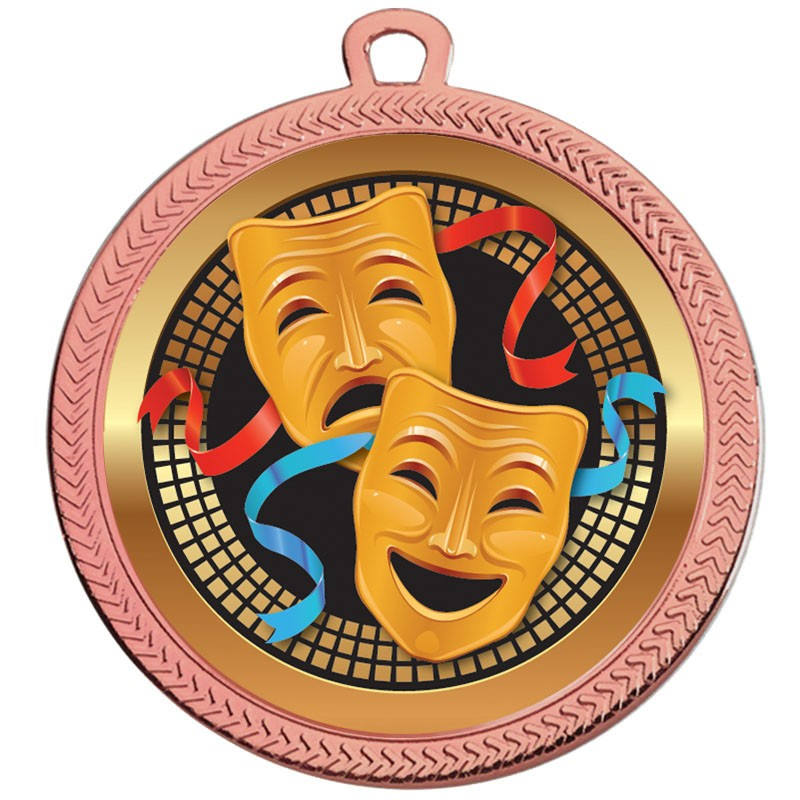 VF60 Drama Medal