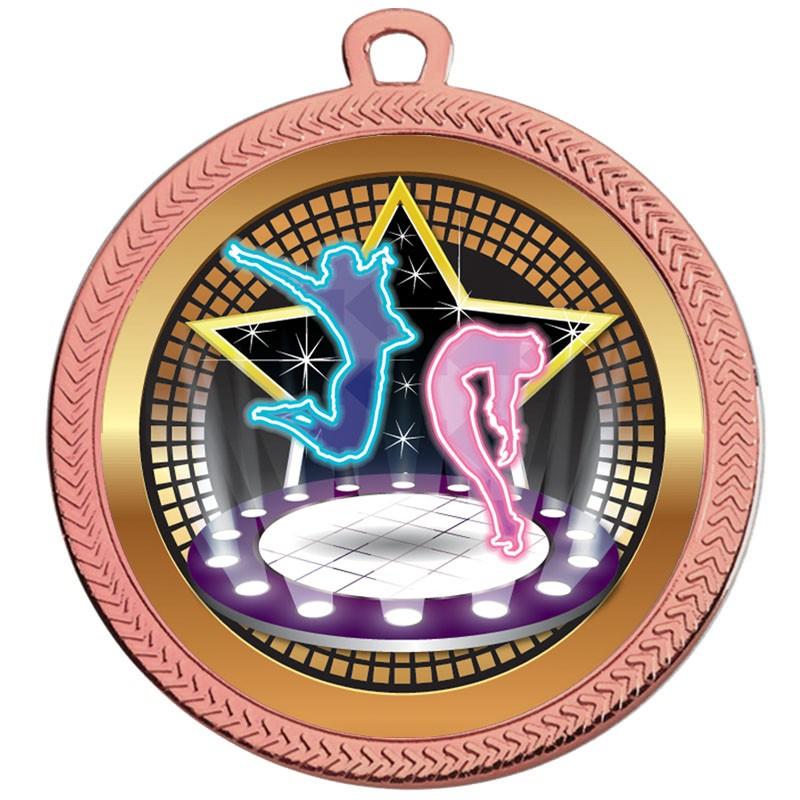 VF60 Dance Medal