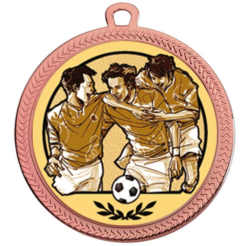 VF60 Football Kids Medal