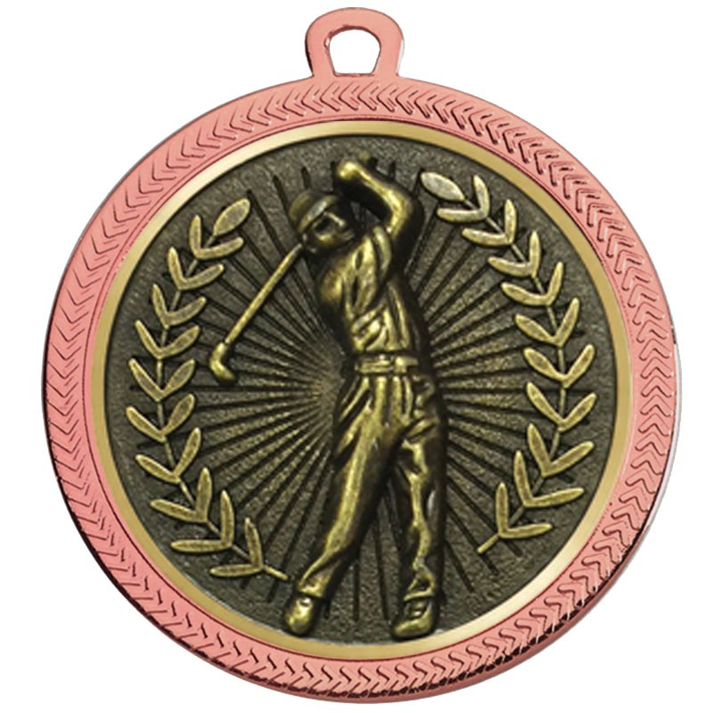 VF60 Golf Medal