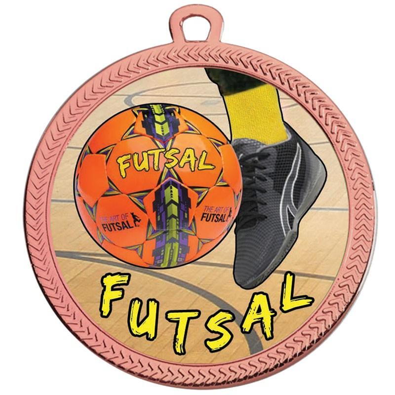 VF60 Futsal Medal