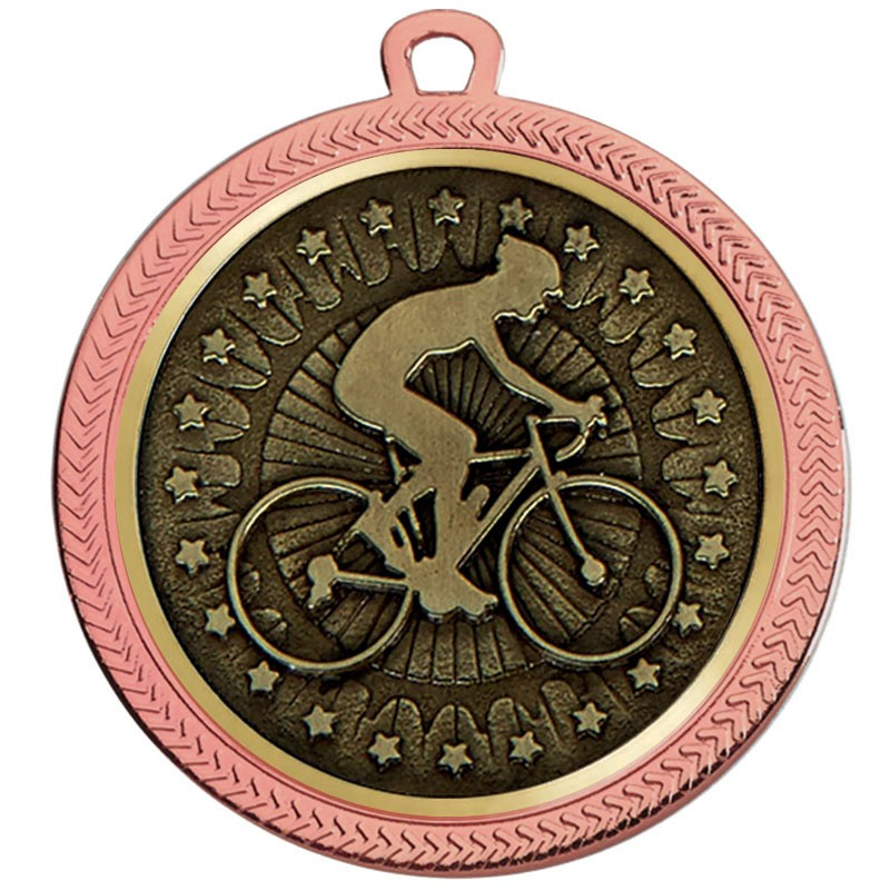 VF60 Cycling Medal