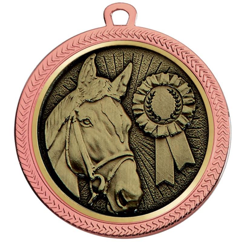 VF60 Equestrian Medal