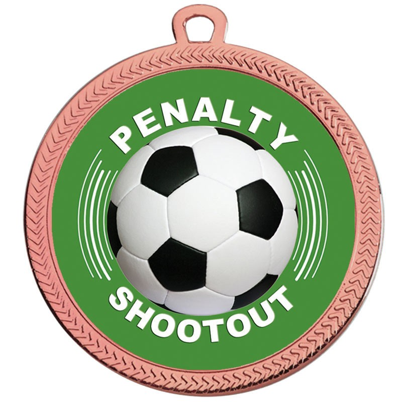 VF60 Penalty Shoot out Medal