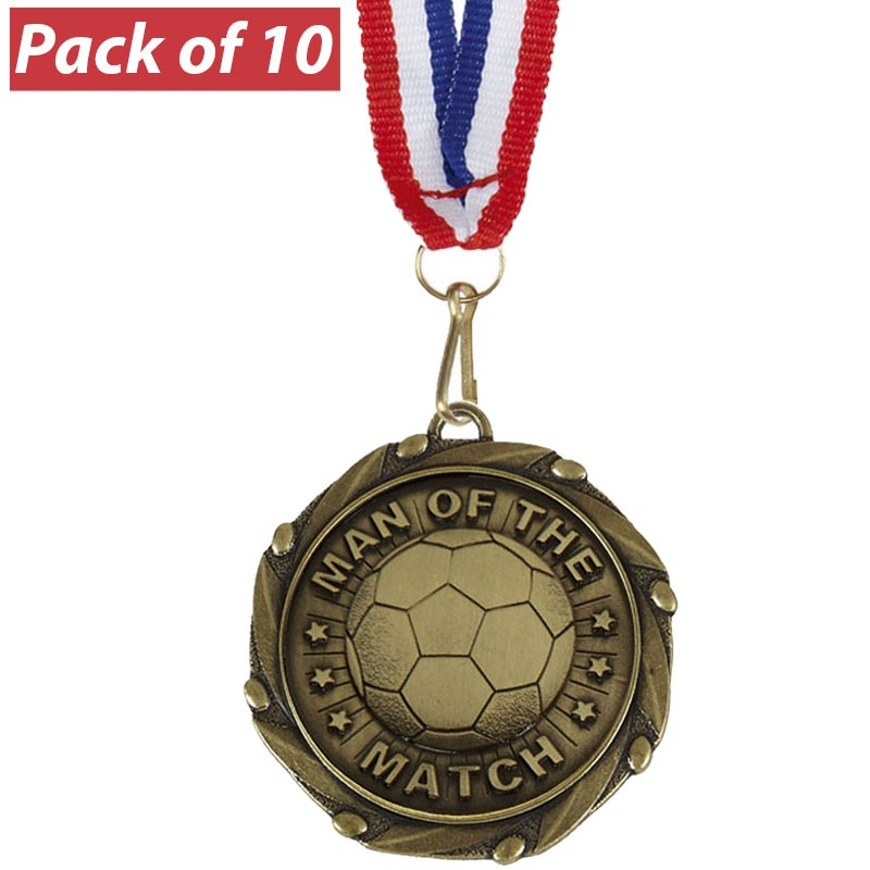 Pack of 10  Man of the Match Combo