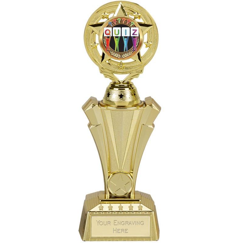 Project X Quiz Trophy