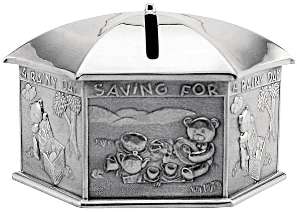Coin Box, saving for a rainy day