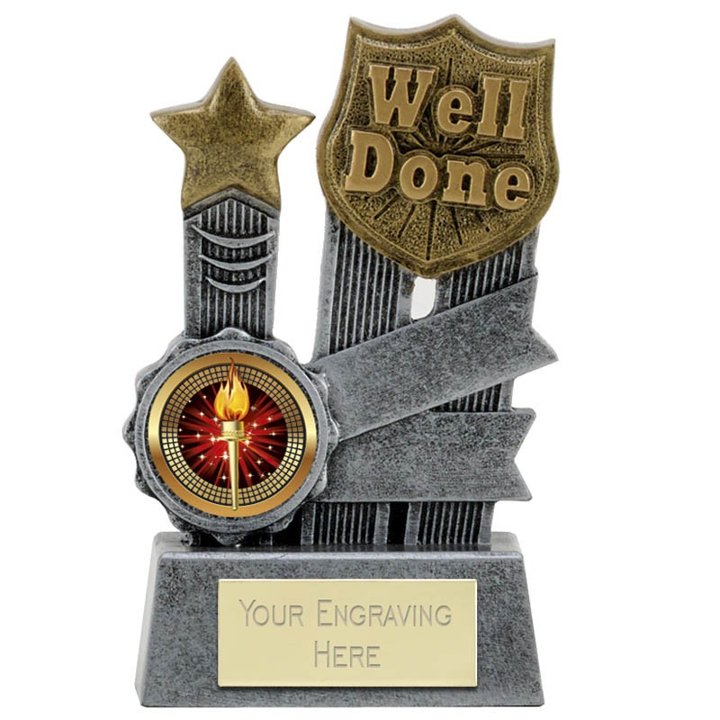 RIBBON 'Well Done'