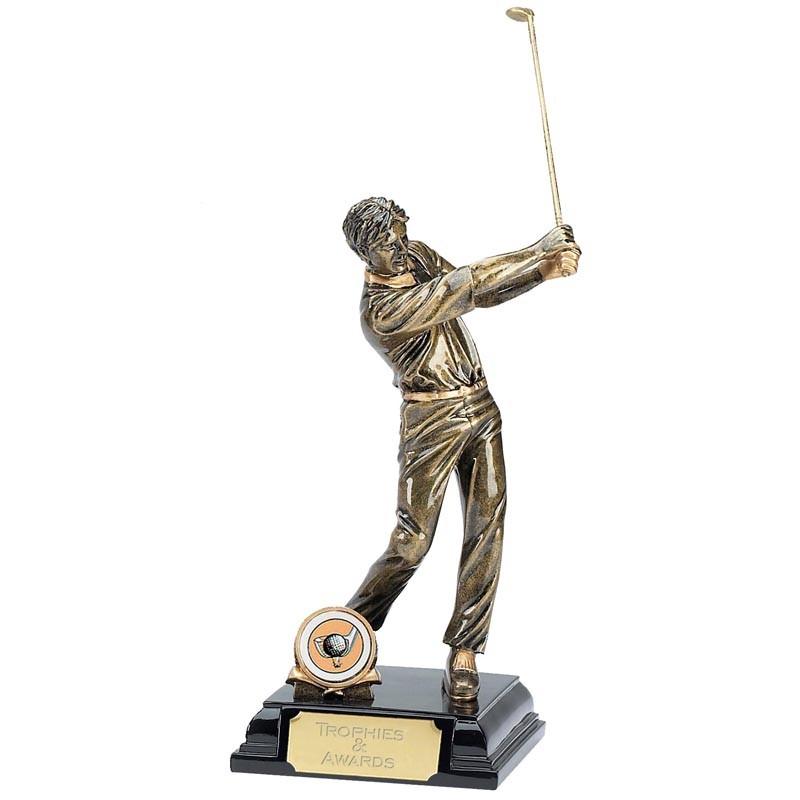 Stature Male Golfer