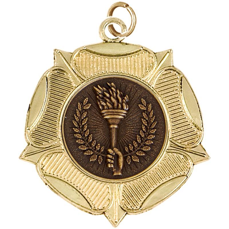 LuxTudorRose50 Medal