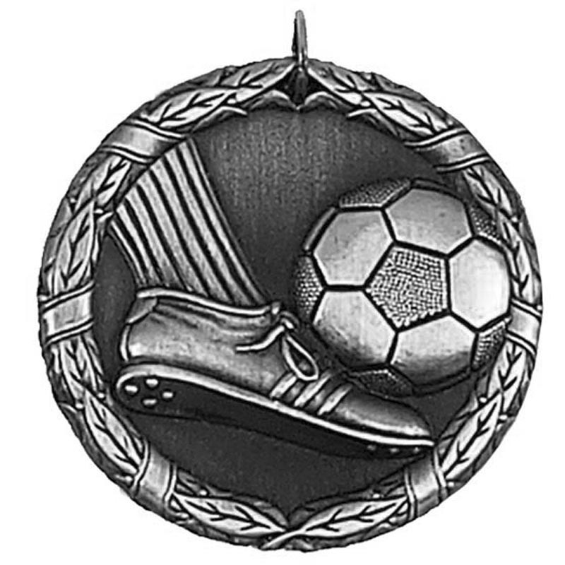 Laurel50 Football Medal