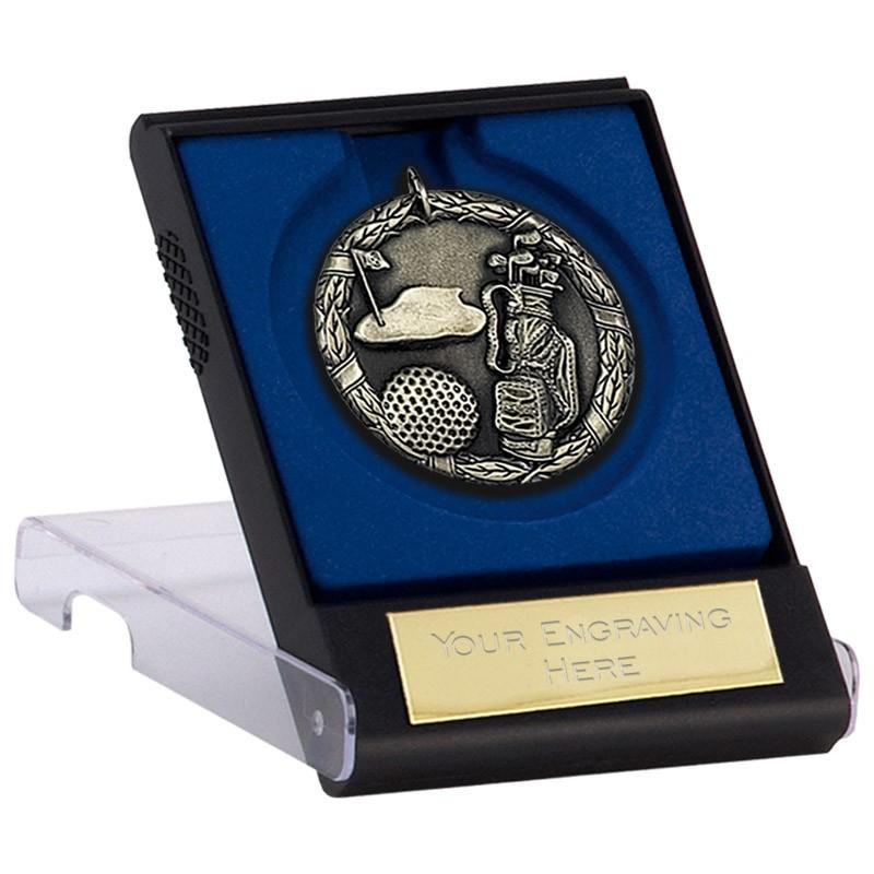 Laurel50 Golf Medal & Case