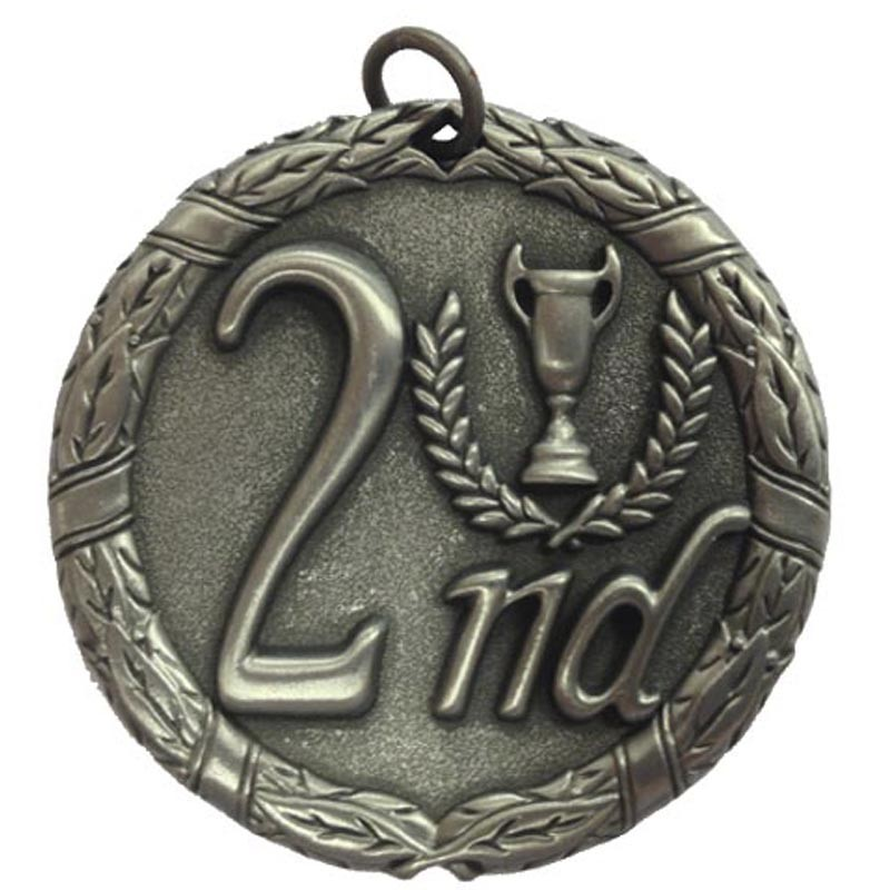 Laurel50 2nd Medal