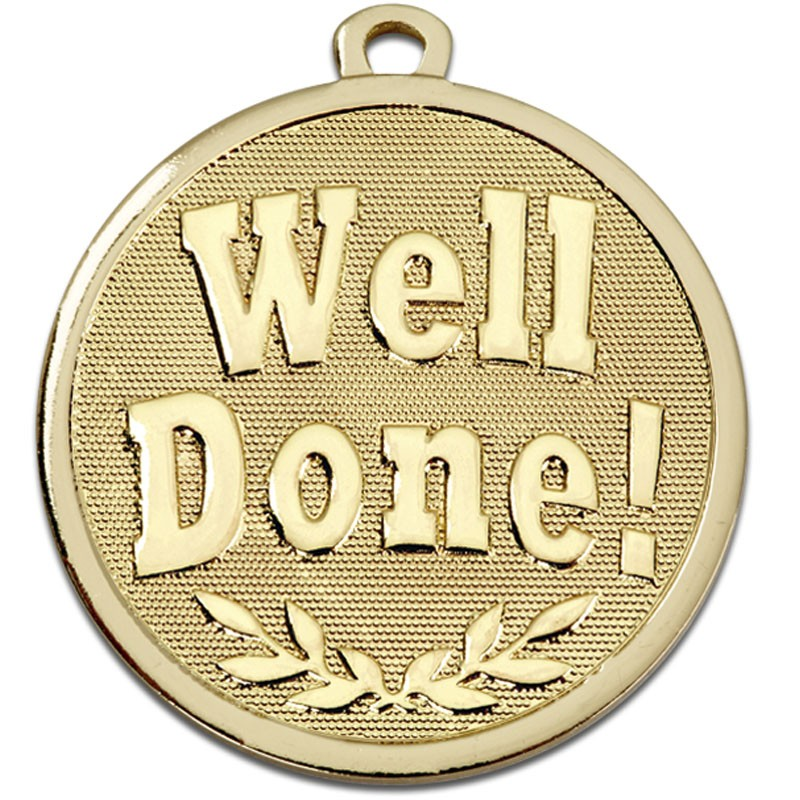GALAXY Well Done Medal