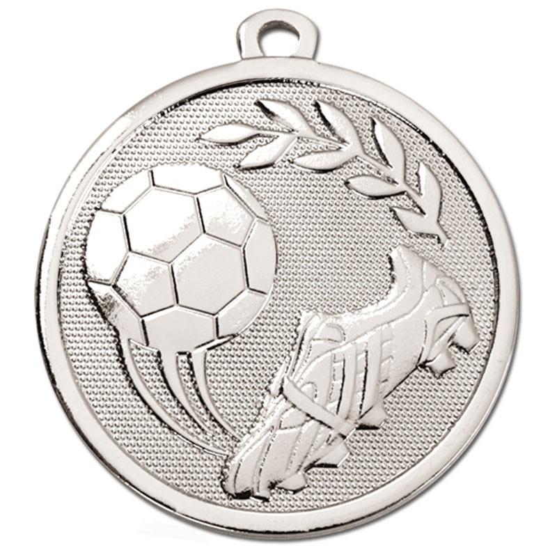 GALAXY Football Boot & Ball  Medal