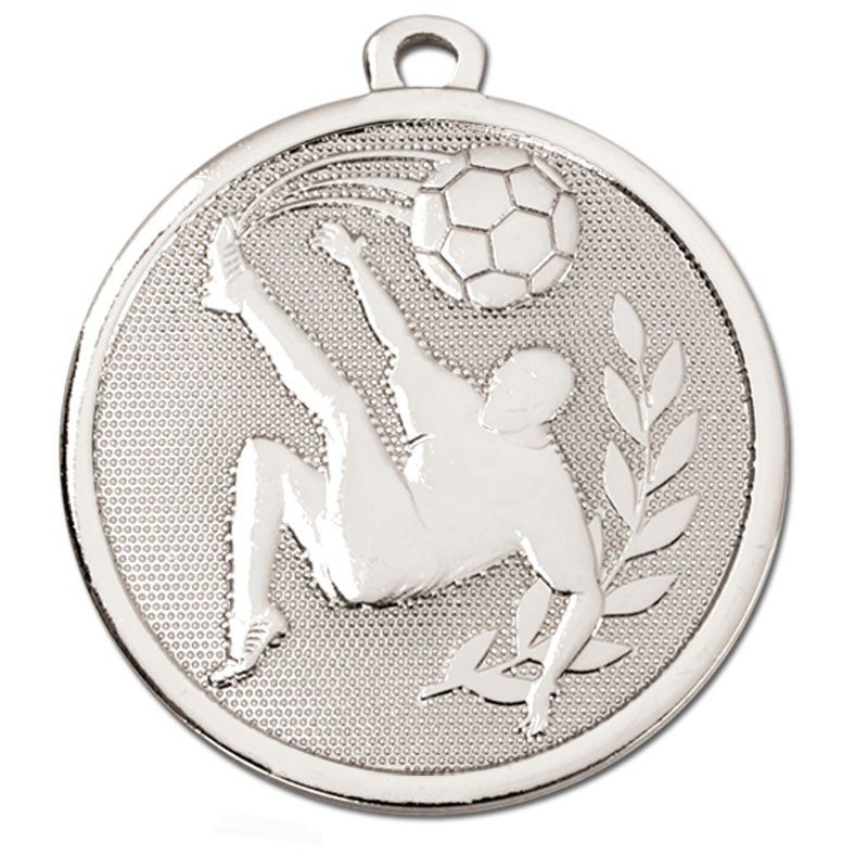 GALAXY Football Kick Medal