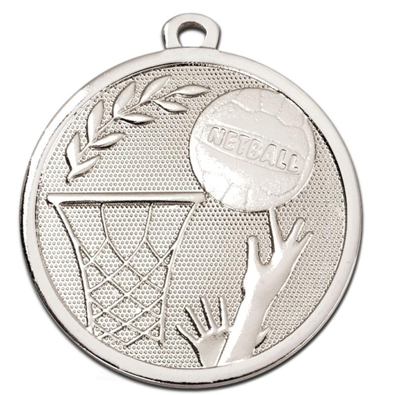 GALAXY Netball Medal