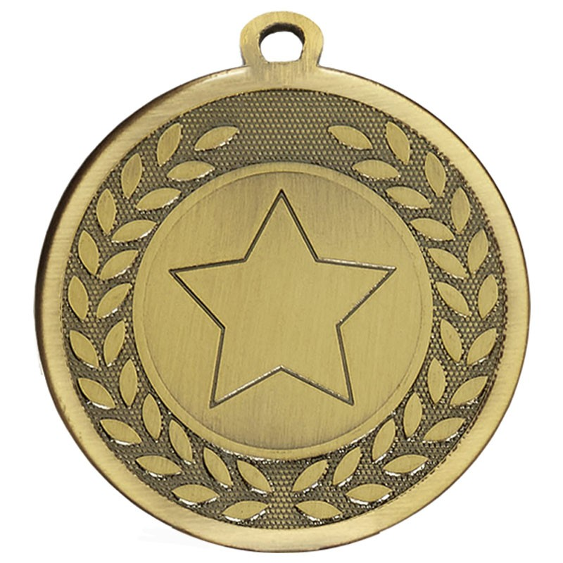 GALAXY 1 Centre Medal""