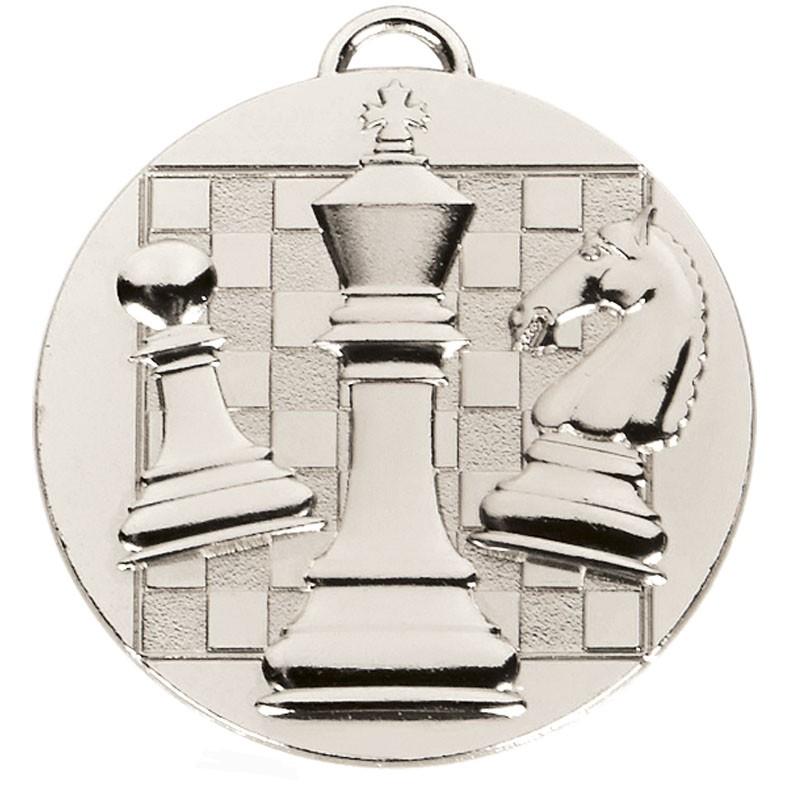 TARGET Chess Medal