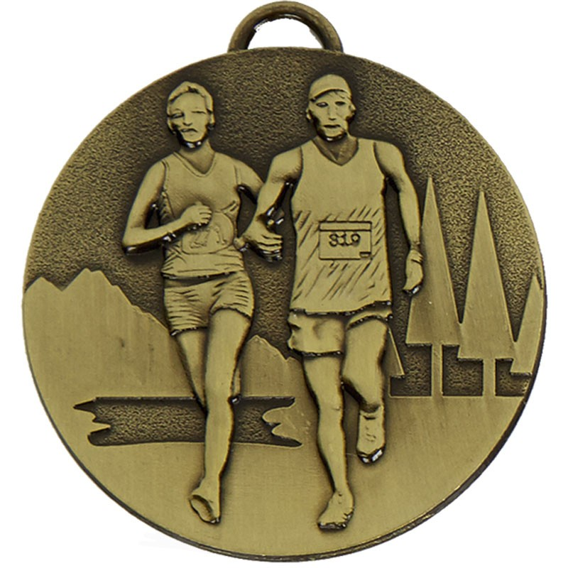 TARGET Cross Country Medal