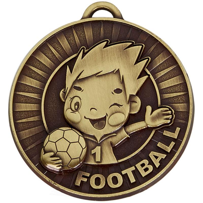 KIDZ Bronze Medal