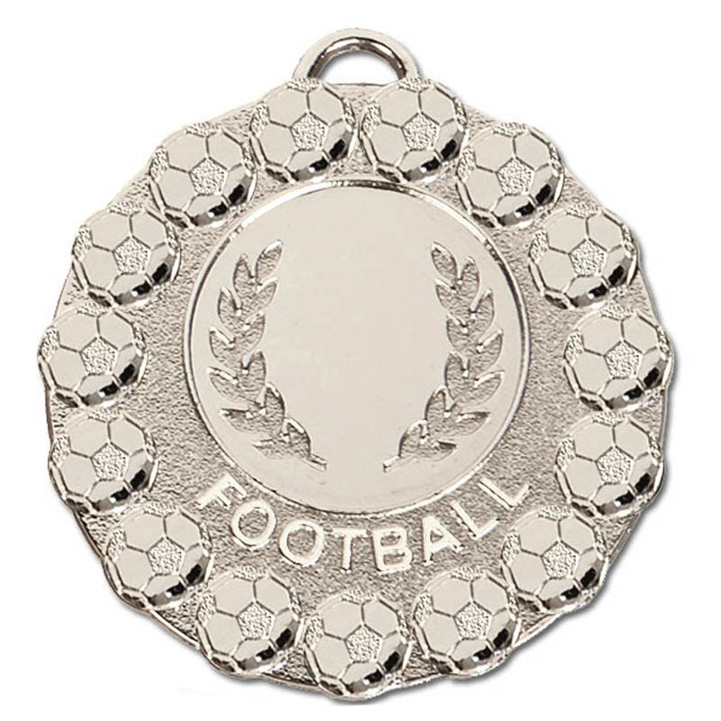FIESTA Football Medal