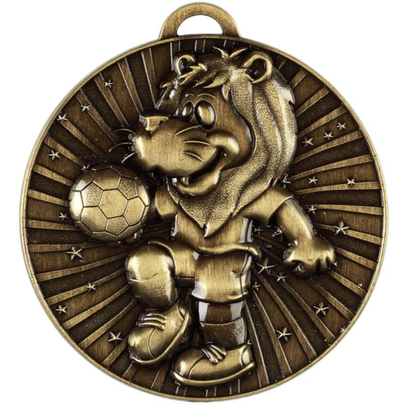 Lenny the Lion Medal