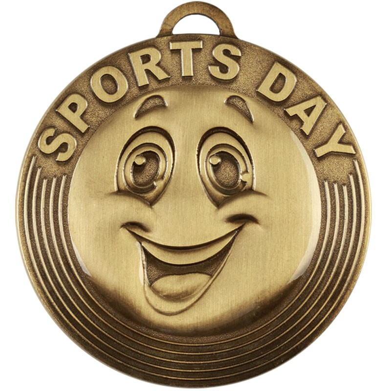 Target Sports Day Medal