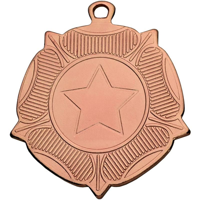 VF Tudor Rose Medal