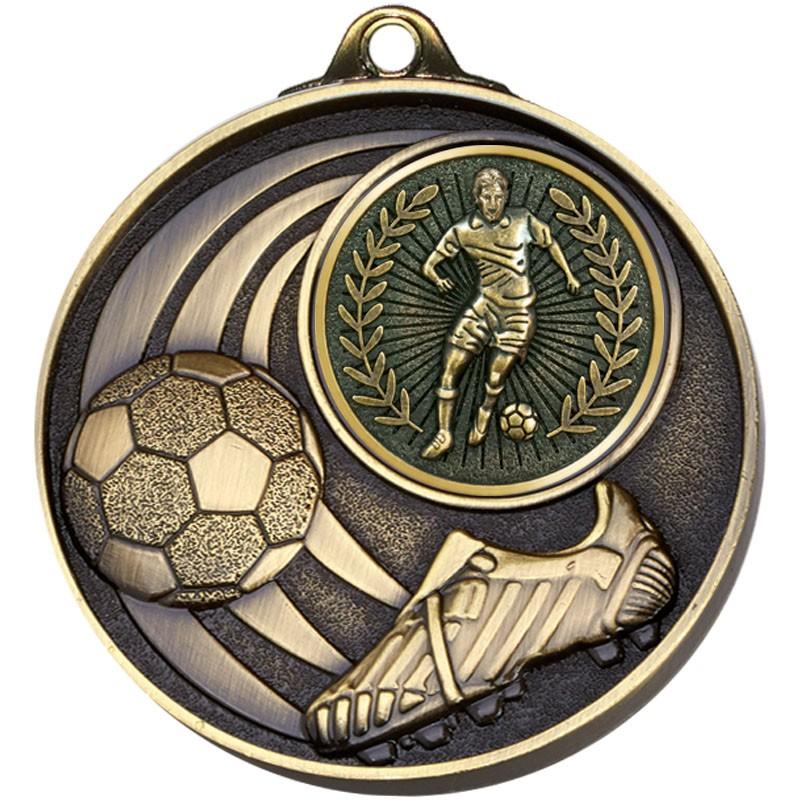 Stadium50 Football Medal