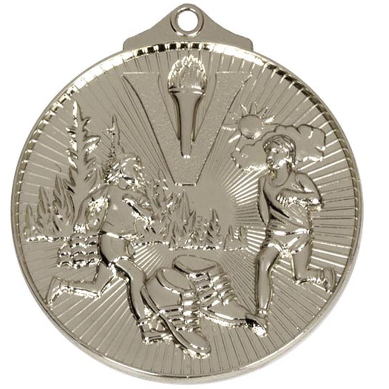 Horizon52 Cross Country Medal