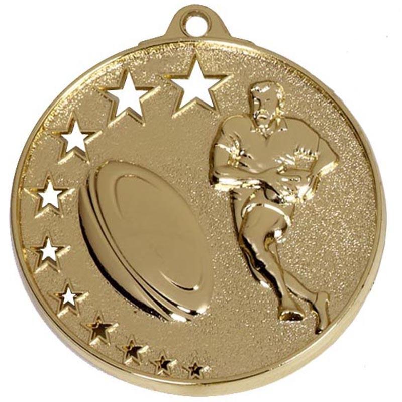 San Francisco50 Rugby Medal