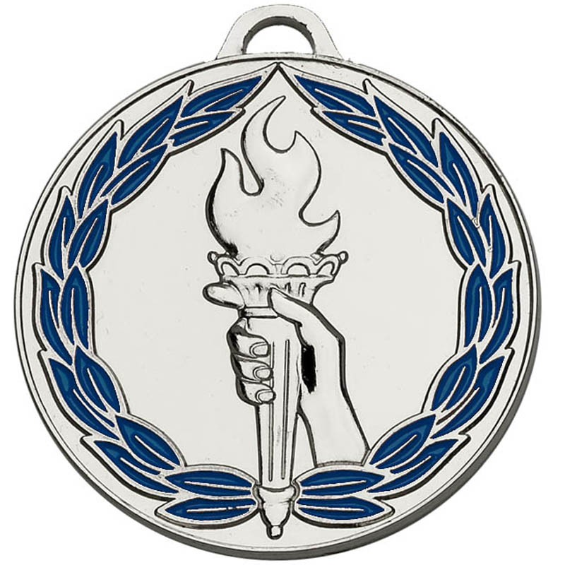 ClassicTorch50 Colour Medal