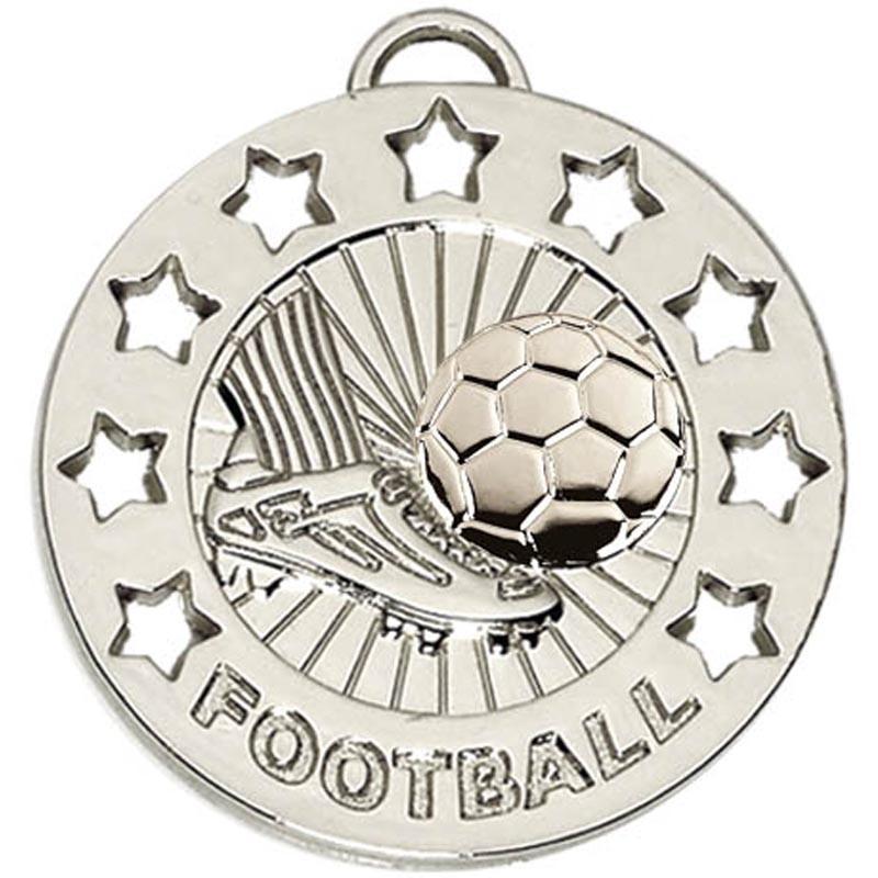 Spectrum40 Football Medal