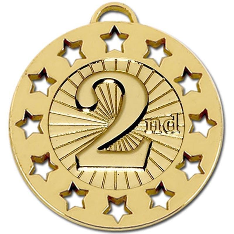 Spectrum40 2nd Medal