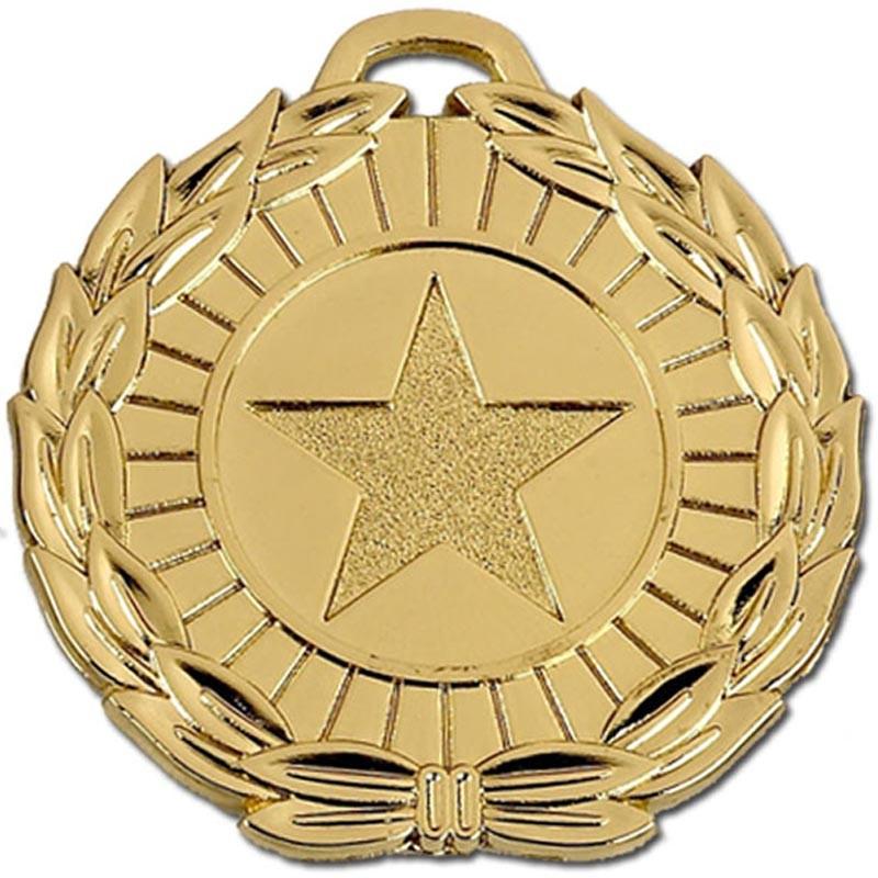 MegaStar50 Medal
