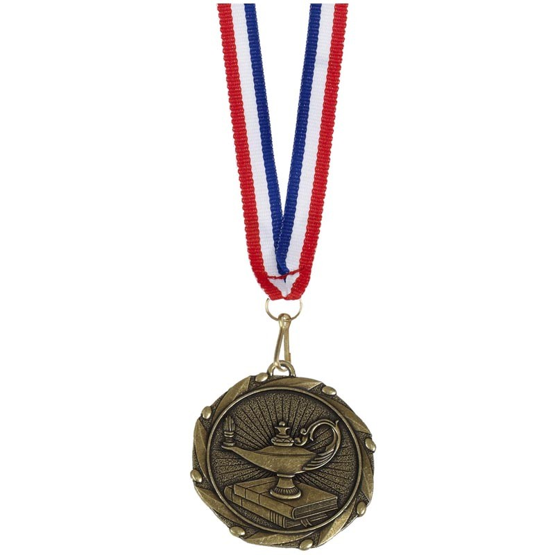 Combo45 Knowledge Medal & Ribbon