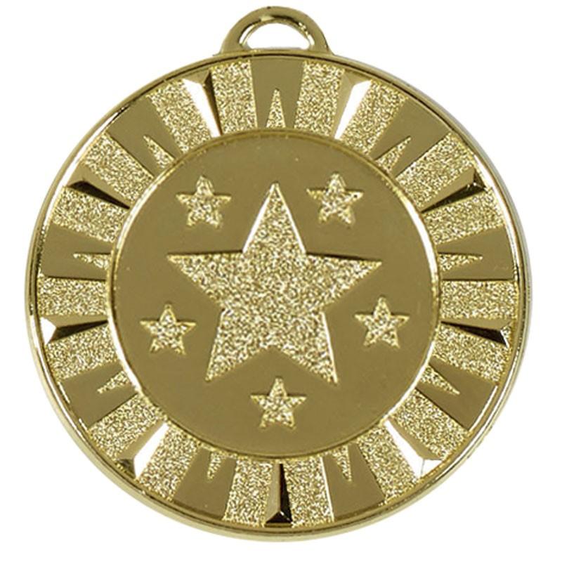 Target50 Flash Medal