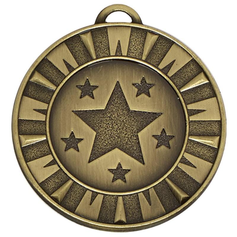 Target40 Flash Medal