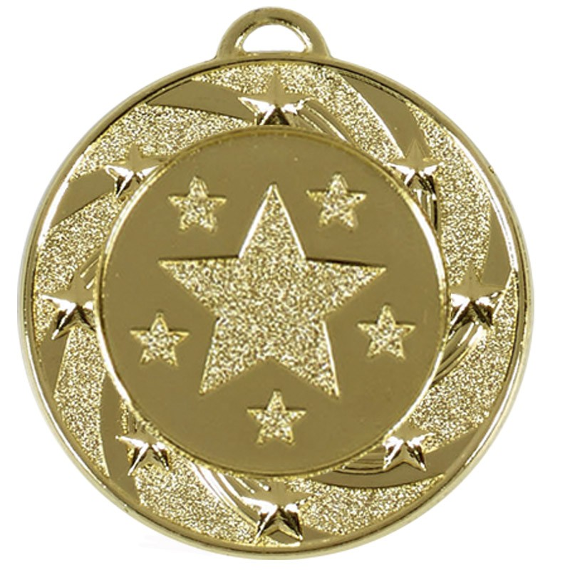 Target40 Star Medal