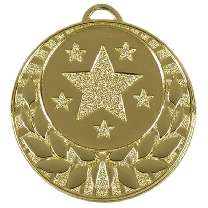 Target40 Laurel Wreath Medal