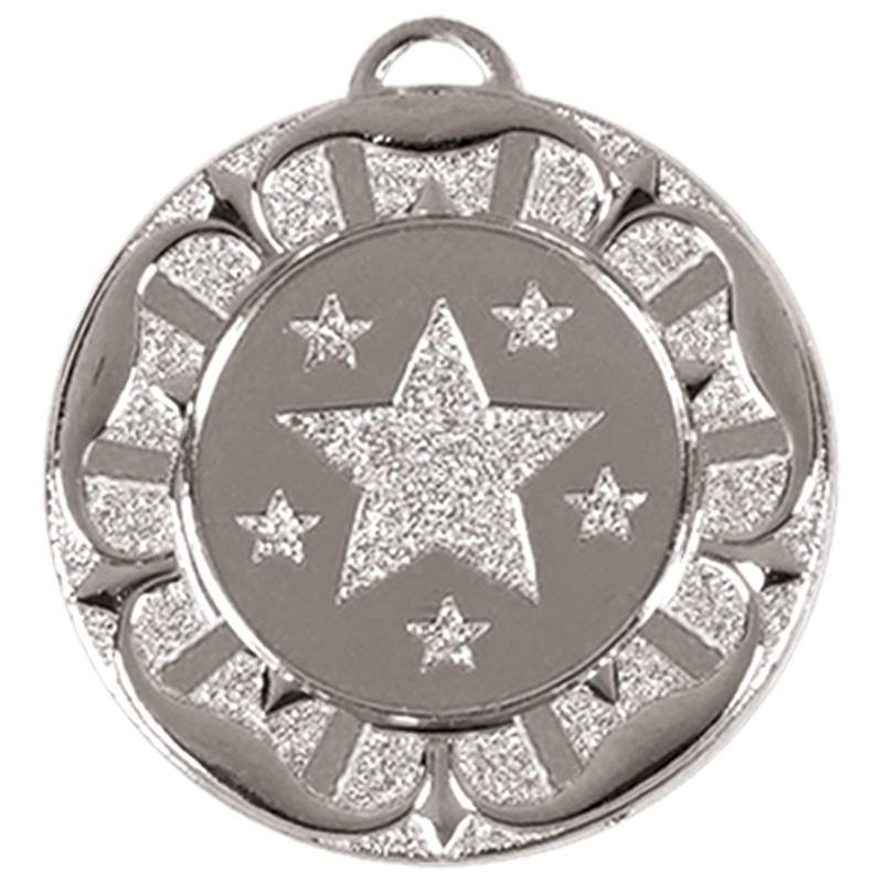 Target40 Tudor Rose Medal
