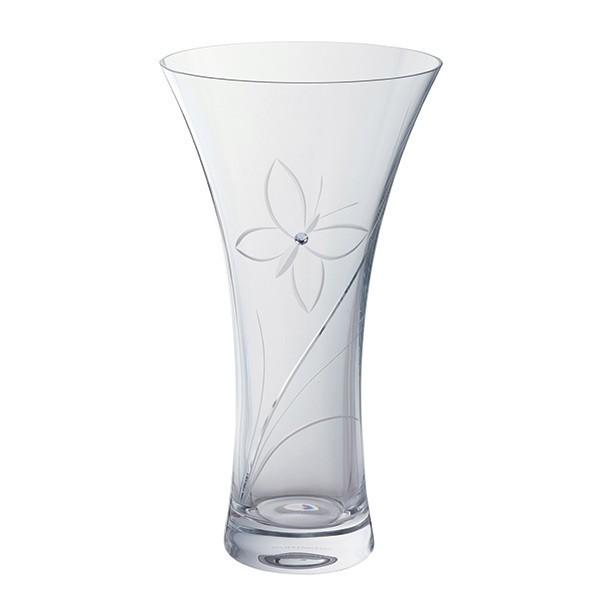 Large Butterfly Glitz Vase
