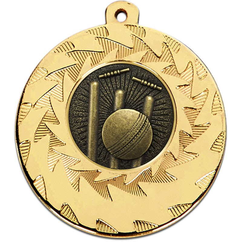 Prism50 Cricket Medal