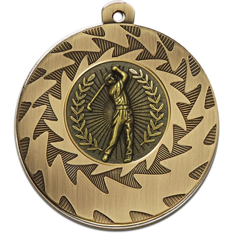Prism50 Golf Medal