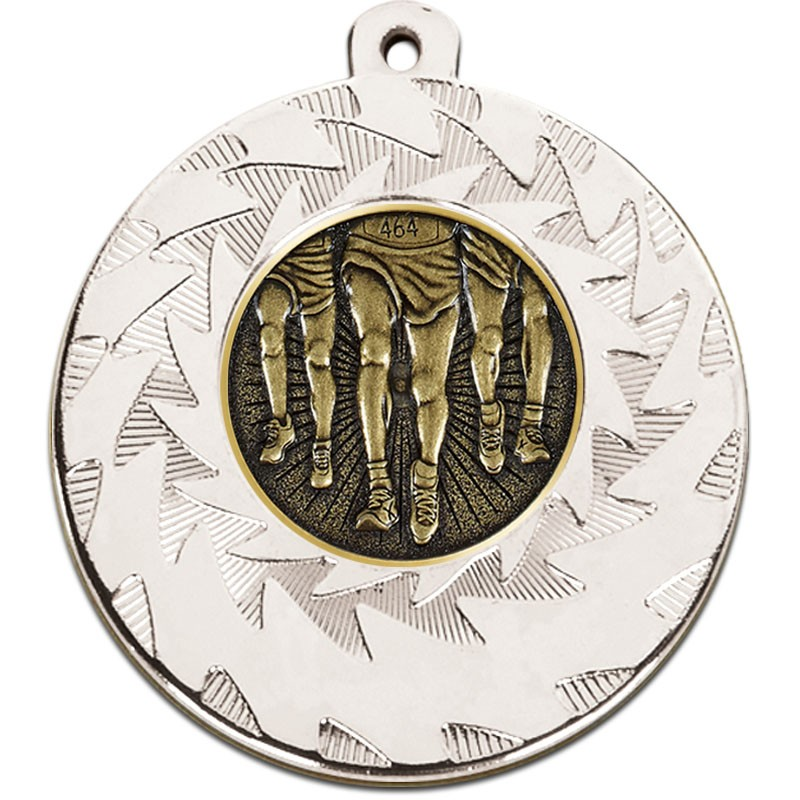 Prism50 Running Legs Medal